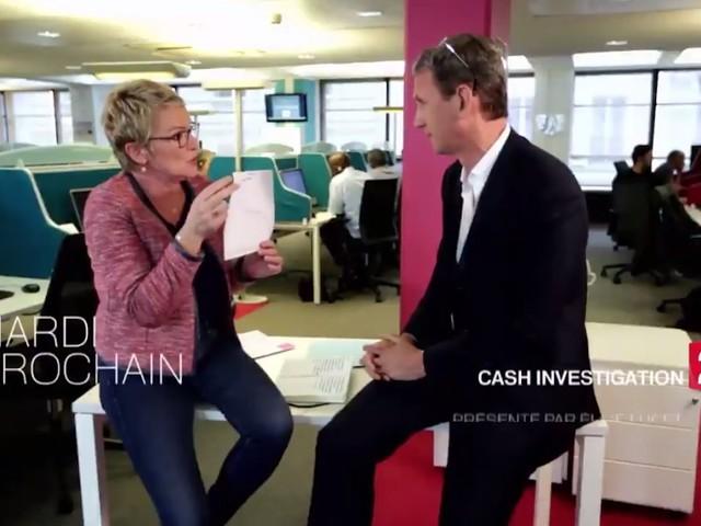 Un nouvel extrait de Cash Investigation dans les coulisses de Free
