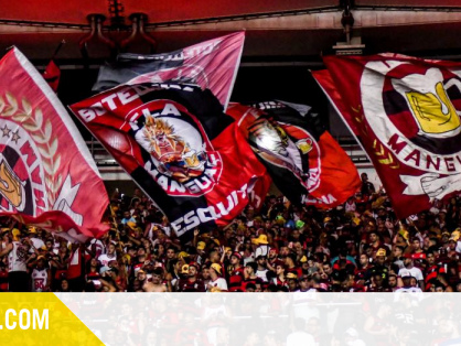 La folie des supporters de Flamengo avant la finale de Copa Libertadores