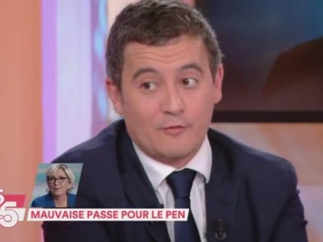 """""""C'est comme le train fantôme"""" : Gérald Darmanin tacle Marine Le Pen et sa présence à l'Assemblée nationale"""