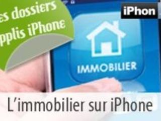 Dossier app iPhone: 16 applis iOS pour trouver, acheter et décorer la maison