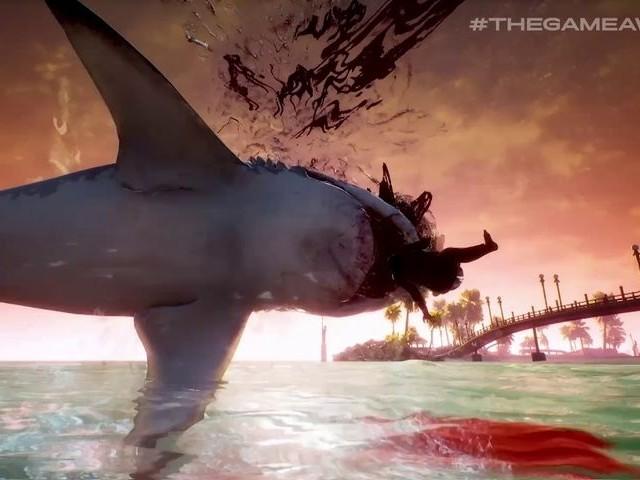 The game awards, les annonces - Maneater massacrera du baigneur fin mai