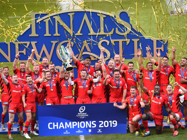 Rugby: les Saracens renoncent à faire appel, selon la presse anglaise