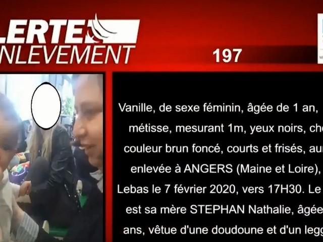 Disparition de Vanille: pourquoi l'alerte enlèvement a été déclenchée