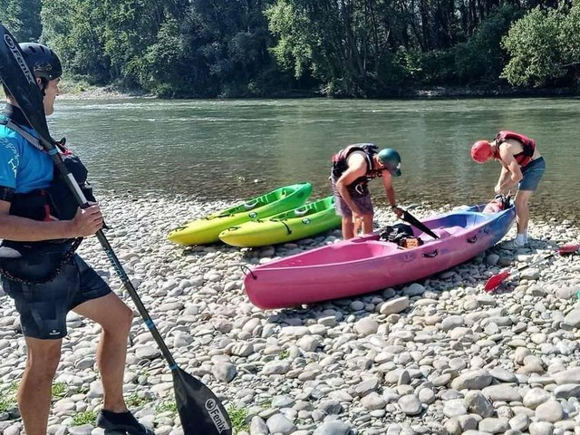 Le Teich : un kayakiste blessé sur la Leyre ce vendredi