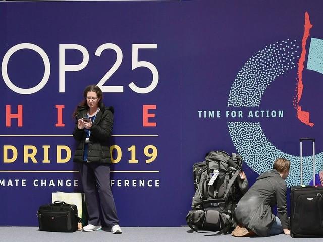 """La COP25 s'ouvre à Madrid sous le mot d'ordre """"#TimeforAction"""""""