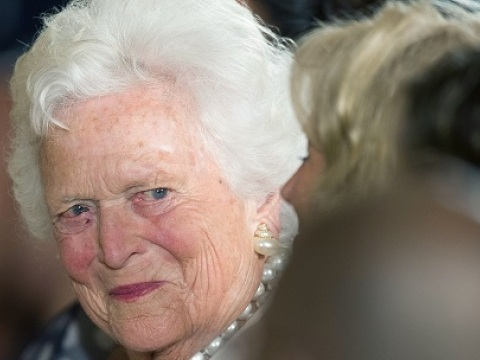 Barbara Bush est décédée