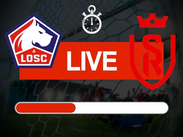 Lille - Reims: score, buts, stats… Le match en direct