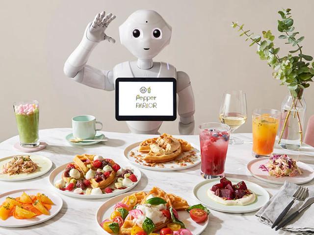 Au Japon, votre café sera servi par des robots humanoïdes