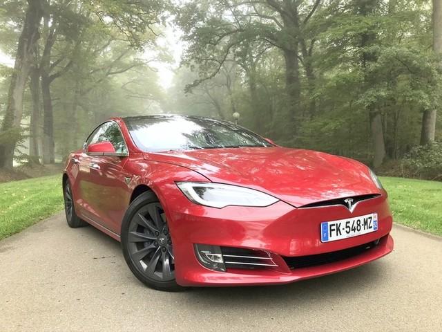 Essai - Tesla Model S Grande Autonomie: le haut de gamme zéro gramme