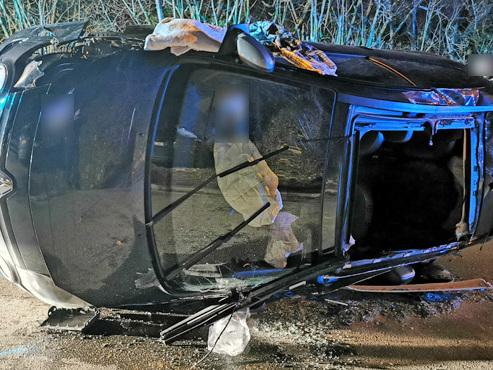 Accident à Ham-sur-Heure: une conductrice percute trois véhicules stationnés