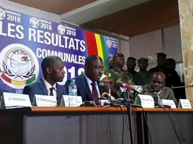 Communales en Guinée: après la lutte dans les urnes, le combat judiciaire