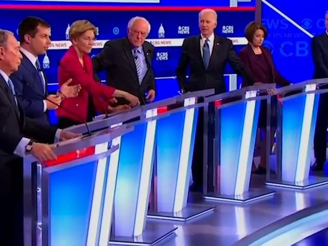 L'avant dernier débat démocrate a tourné à la foire d'empoigne
