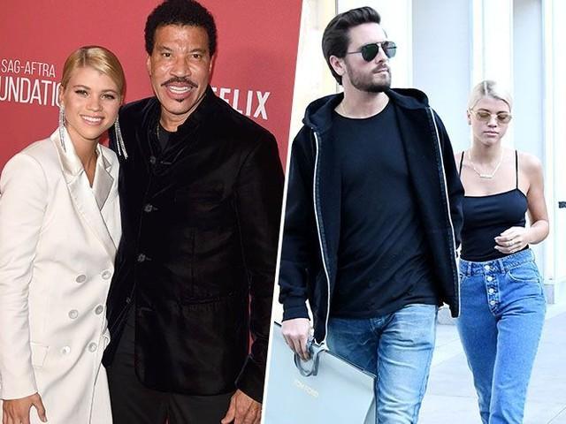 """Lionel Richie : """"La relation de ma fille Sofia avec Scott Disick est juste une phase"""""""
