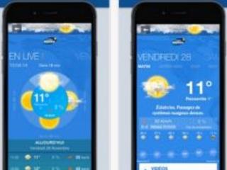 Dossier : les applis météo et widgets font la pluie et le beau temps sur iPhone et iPad !