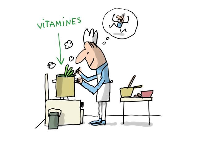 Pourquoi doit-on manger des légumes ?