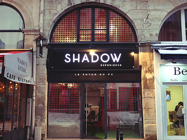 Shadow ouvre une boutique éphémère à Paris