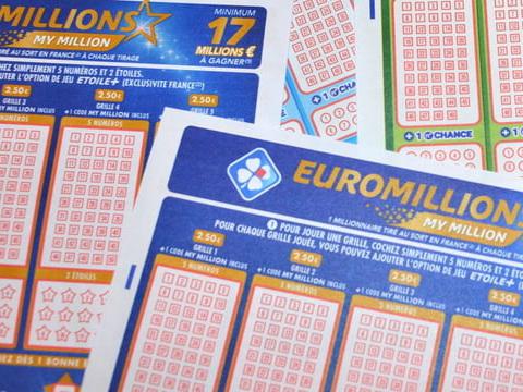 Résultat de l'Euromillion: le tirage du mardi 17septembre 2019, 173millions d'euros en jeu