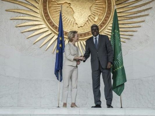 L'Afrique «compte» pour l'UE, assure von der Leyen en Ethiopie