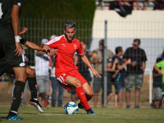 Foot - L1 - Nîmes - Ligue 1 : Gaëtan Paquiez et Sidy Sarr (Nîmes) titulaires à Reims