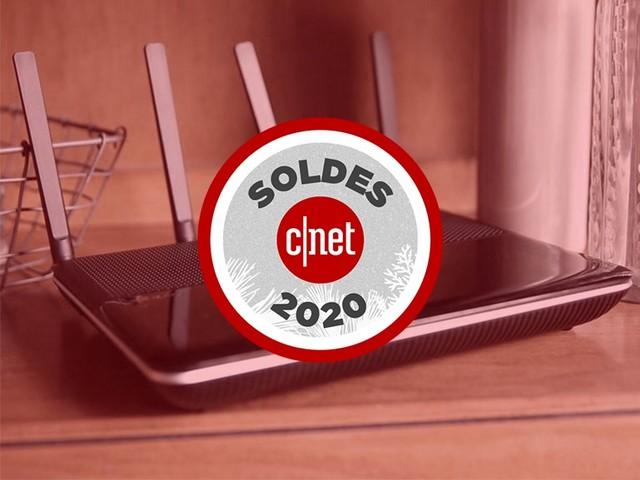 Soldes réseau : routeurs Wifi, répéteurs et CPL à prix remisés