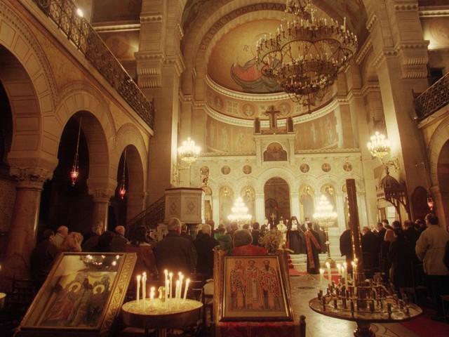 Lyon: les orthodoxes grecs, une communauté de quelques dizaines de milliers de fidèles en France