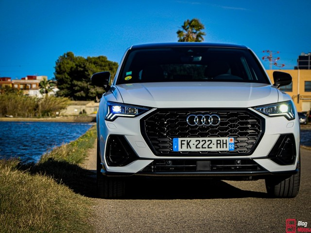 Essai : Audi Q3 Sportback : Un mélange des genres réussi ?