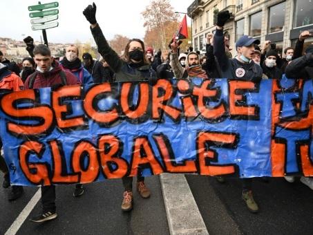 """Nouvelles manifestations samedi """"pour les libertés"""" et contre la proposition """"sécurité globale"""""""