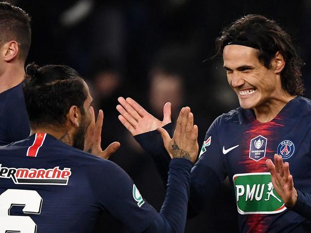 Coupe de France : le PSG élimine Strasbourg, mais perd Neymar sur blessure