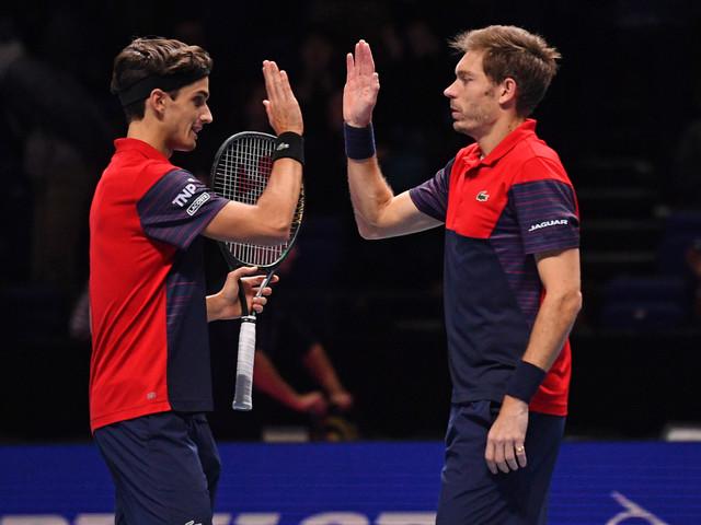 Masters: la paire française Herbert/Mahut en finale