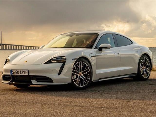 Porsche Taycan Turbo : une autonomie EPA qui déçoit