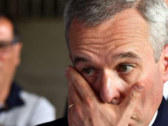 François de Rugy assure qu'il ne se laissera pas «démolir»