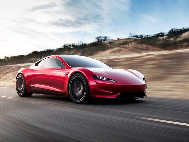 Tesla Roadster : 0 à 100 km/h en deux secondes, 1000 km d'autonomie