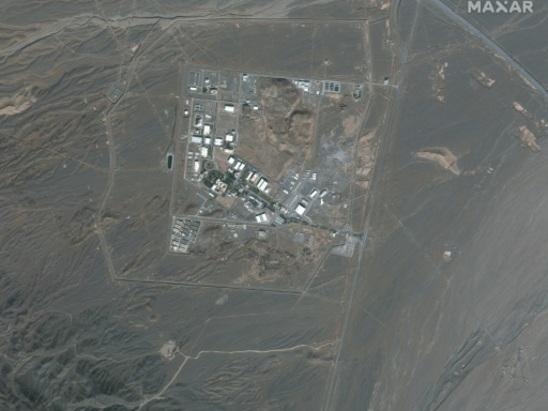 """L'Iran accuse Israël d'une attaque sur un centre nucléaire et crie """"vengeance"""""""