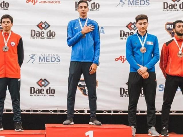 Mondiaux de karaté des jeunes: Mehdi Sriti offre au Maroc sa deuxième médaille d'or