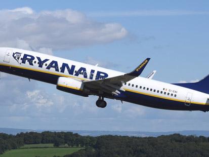Ryanair : billets d'avion à partir de 14,99€ pour voyager de novembre 2019 à mai 2020