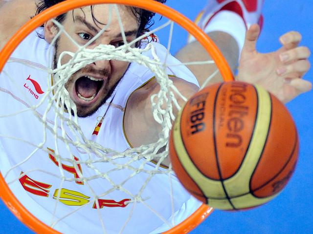 Basket: vingt ans après, Pau Gasol revient au Barça