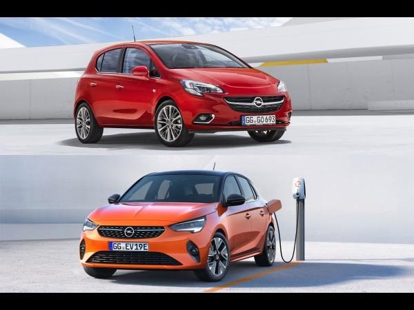 Opel Corsa (2019) : tout ce qui change