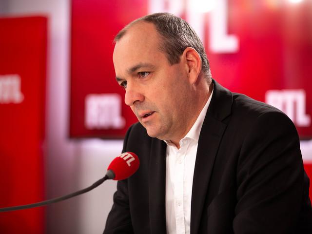 """Assurance chômage : """"Cette réforme vise à rogner les droits"""", dit Laurent Berger sur RTL"""