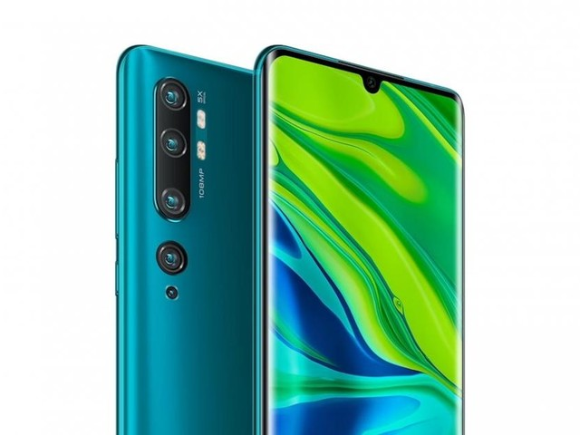 Bon Plan Xiaomi Mi Note 10 : Le photophone disponible à son prix le plus bas