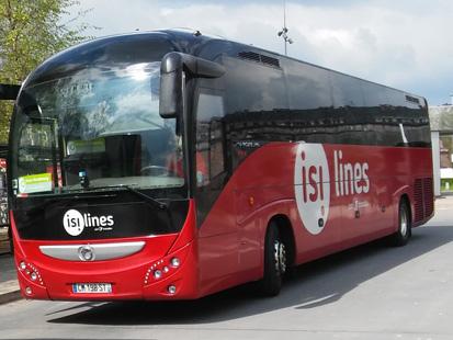 isilines : 20 nouvelles lignes pour voyager en bus cet été