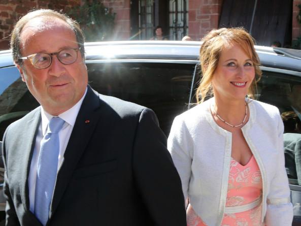 Après les Spice Girls, le retour de François Hollande et Ségolène Royal