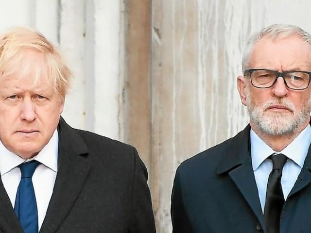 Duel Johnson-Corbyn au cœur d'élections cruciales pour le Brexit