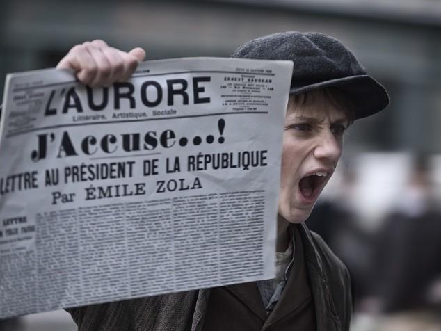 """BO 1er jour : """"J'accuse"""" se dresse au sommet"""