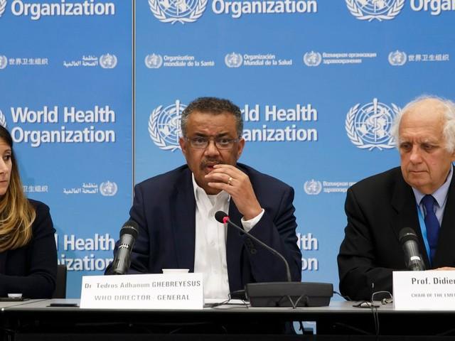 """Face au virus en Chine, l'OMS ne déclare pas """"l'urgence internationale"""""""