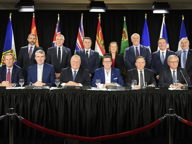 Conseil de la fédération: les provinces jouent la carte de l'unité