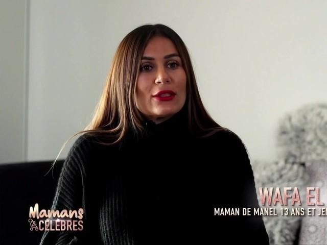 INTERVIEW. Wafa (Mamans et célèbres) : pourquoi elle a finalement changé de robe de mariée