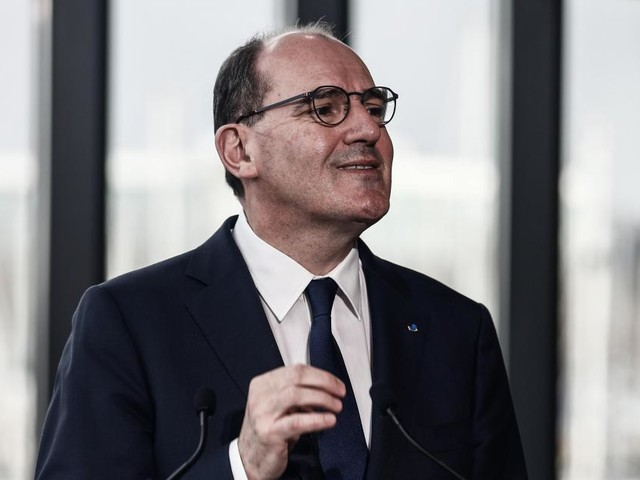 Jean Castex annonce qu'un million de Français ont été vaccinés contre le coronavirus