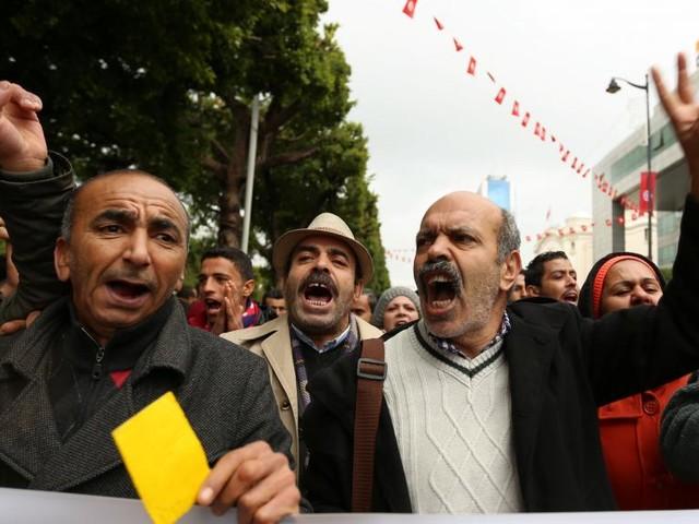 Contestation sociale en Tunisie: la mobilisation s'essouffle