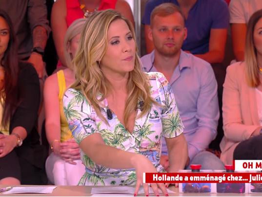 Matthieu Delormeau : de nouveau remplacé par Stéphanie Loire ce soir