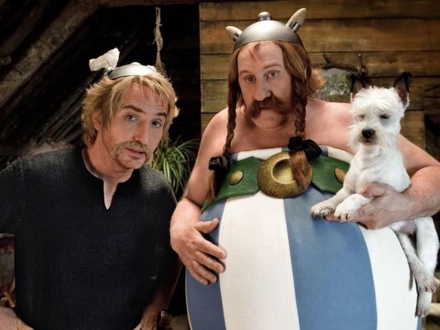 Astérix et Obélix, l'empire du milieu : Marion Cotillard et Jonathan Cohen rejoignent le casting